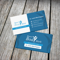 Renew Body Works Business Card