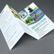 Justinhealth Tri-fold Brochure
